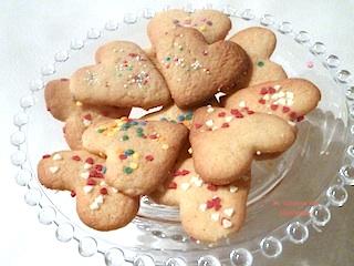 petits gateaux pour la Saint Valentin-Marderelle