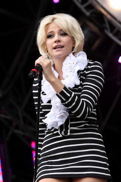 "Pixie Lott – ""Party in the Park 2011″ Concert in Leeds"