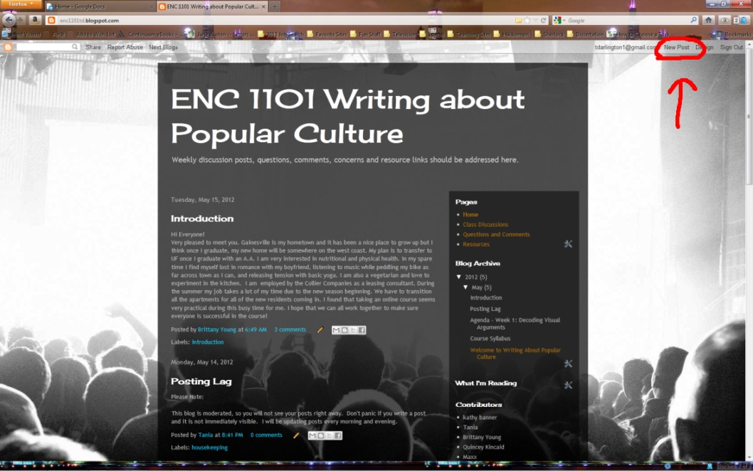 enc 1101 argumentation essay Expository, and argumentative writing a documented essay is required enc 1101 is a general education core course in area 4—communication.
