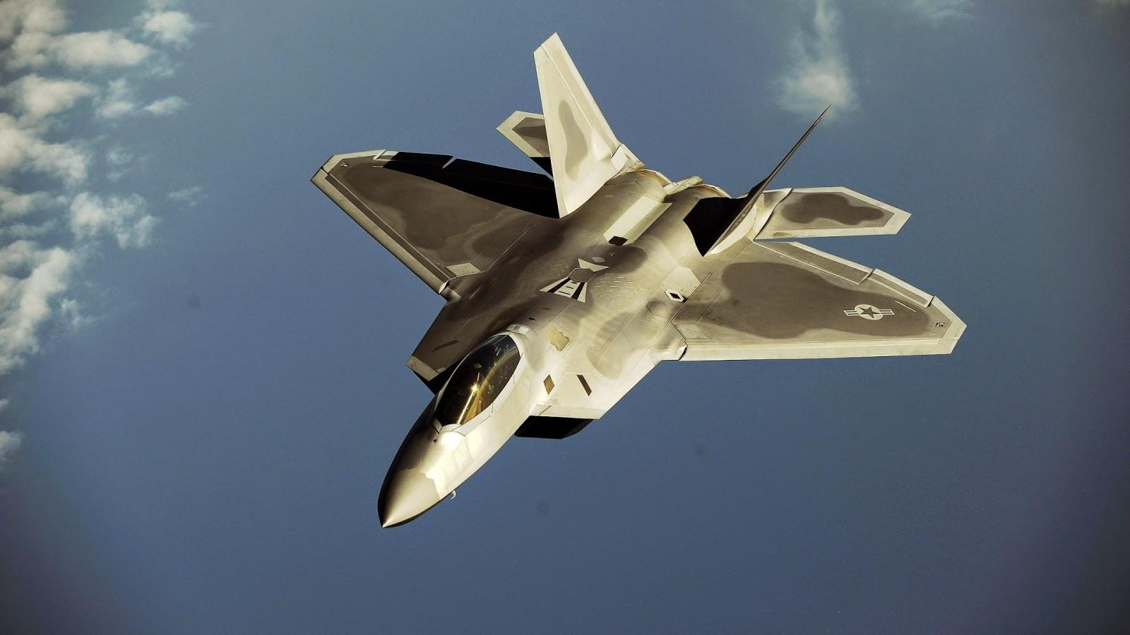 Plane F-22 Raptor