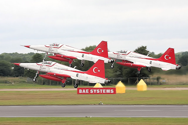 Turkish Stars formation takeoff