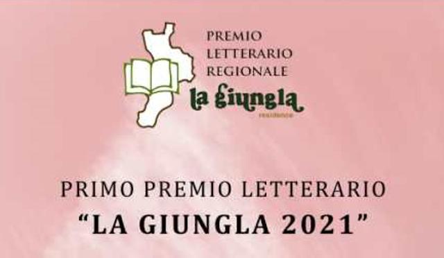 """Indetto il Primo Premio Letterario """"La Giungla"""", riservato ad autori calabresi"""