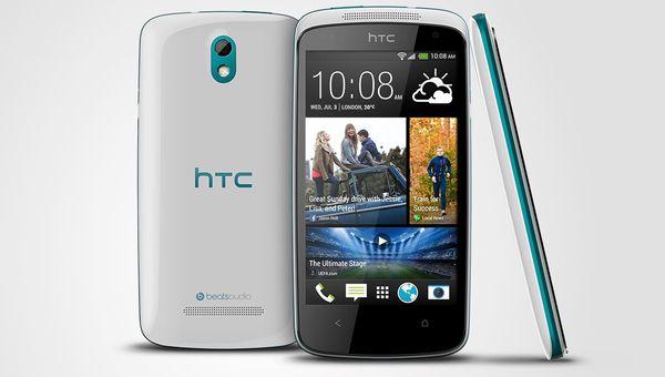 HTC, HTC Desire 500, Desire 500