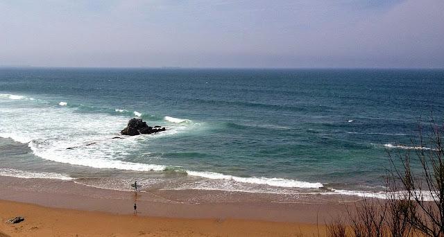 sopelana prevision de olas para semana santa