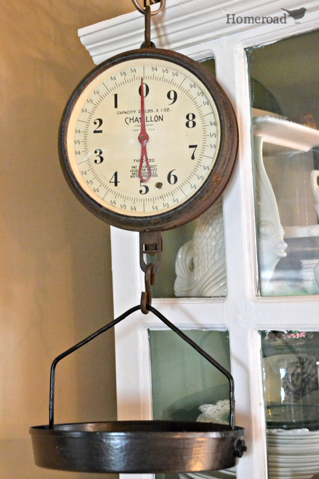 Old fashioned scales for sale
