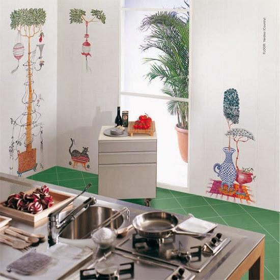 Interior relooking: le piastrelle più belle per arredare le vostre ...