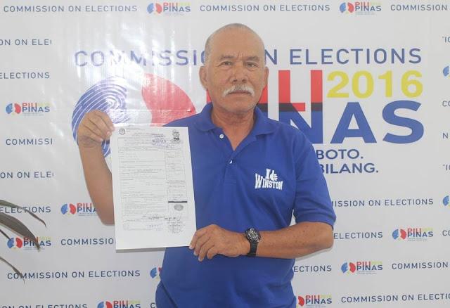 Fernan, Jose Sr. Villamor  One Cebu Bogo Elections