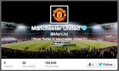 Los clubes de fútbol superan los 66 millones de seguidores en Twitter
