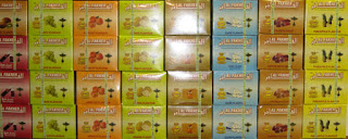 Wide Selection of Alfakher Shshia Flavors at Pars Market