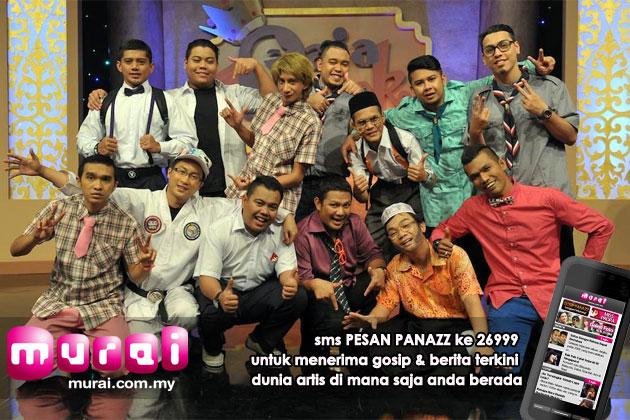 Malaysia, Hiburan, Artis Malaysia, Selebriti, RL 7, RL7, Raja lawak 7, Tema, Silent Comedy, Dan, Sukan, Jadi, Taruhan