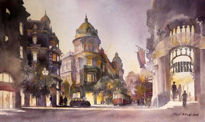 �������� ��������-����������. Michal Orlowski