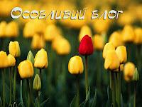 Алінка нагородила і привітала з Весною