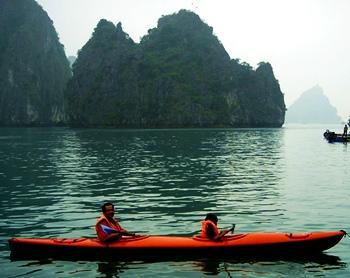 Halong Bay, Vietnam - 2007