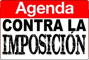 Agenda de acciones contra la imposición del candidato Peña Nieto