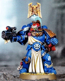 New space marine sternguard sergeant