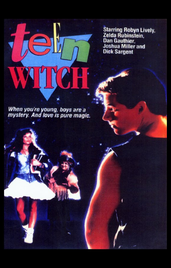 Amulet from movie teen witch young tan girls