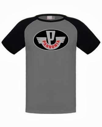 motoros póló / férfi póló pannónia emblémával