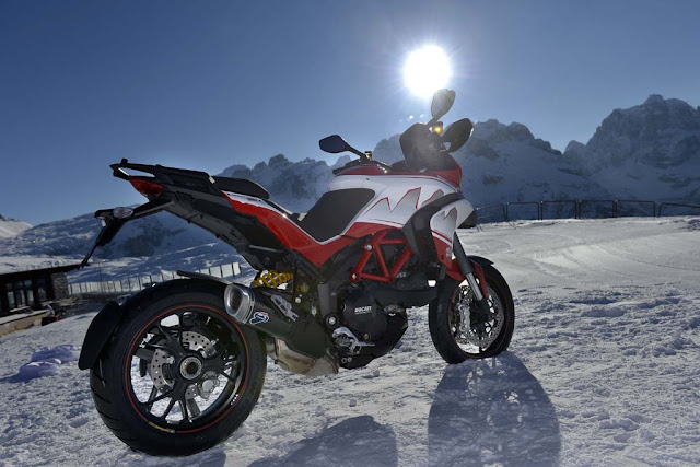 Ducati Multistrada 1200 S- Peak Edition