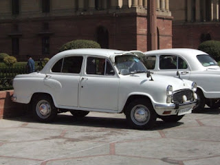 Hindustan Ambassador by Hindustan motors image in top 10 car in India