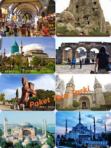 Menelusuri Sejarah Melalui Paket Tour Turki
