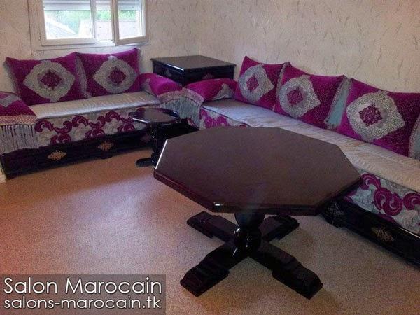 Salon marocain Bahja