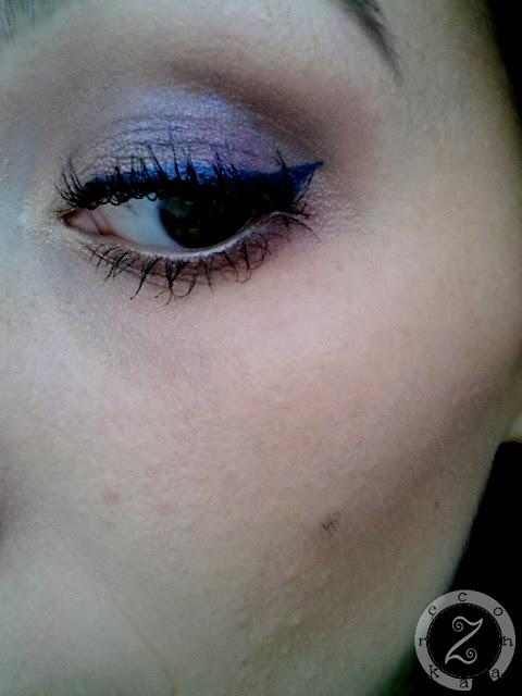 Makijaż kosmetykami KOBO