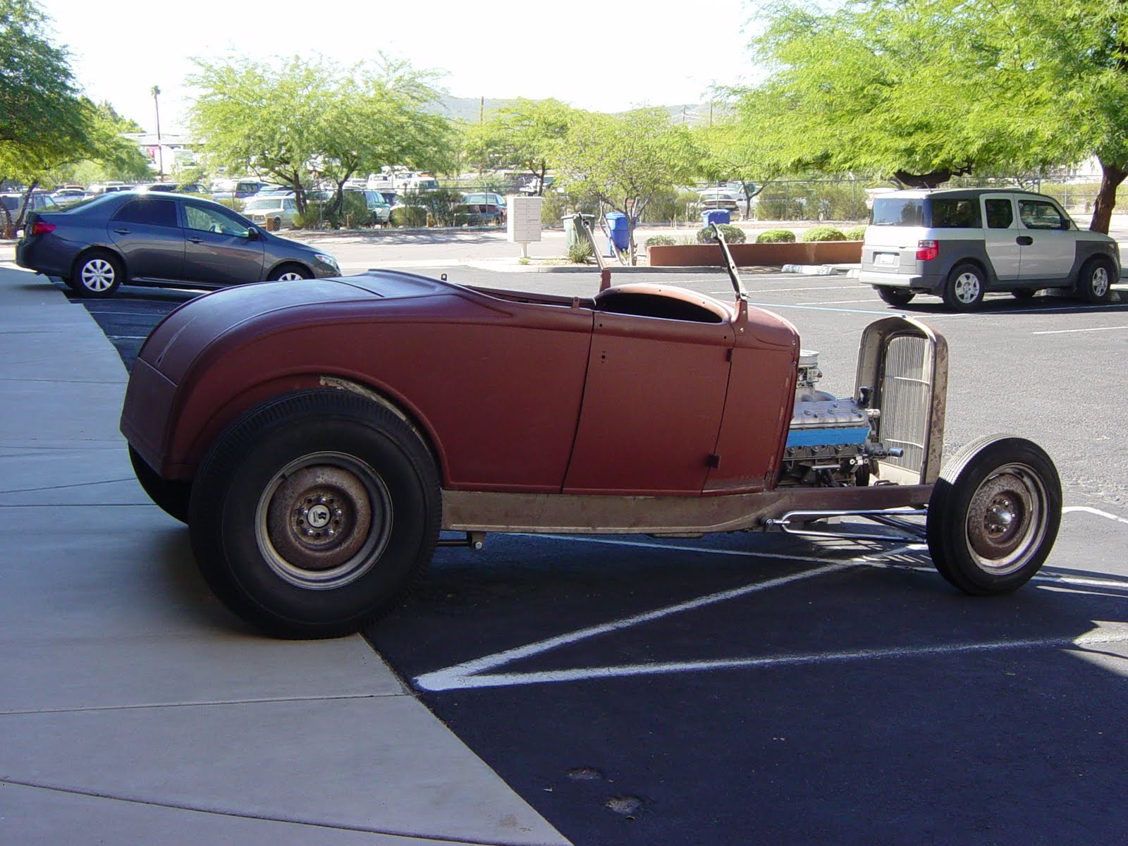 Traditional Speed Supply: Model A Roadster For Sale!