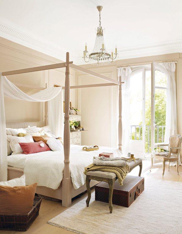 Decoestilo12 love camas con dosel for El boom del mueble