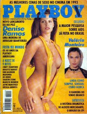 Denise Ramos - Playboy 1994