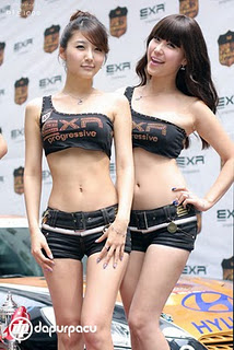 Sexy Cantik SPG Korea