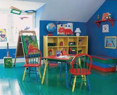 2135 صور غرف للعب الاطفال   تصاميم حضانات اطفال