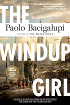 Giveaway - The Windup Girl