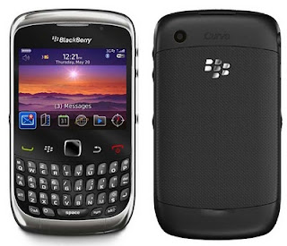 Blackberry Gemini Curve 3G 9300