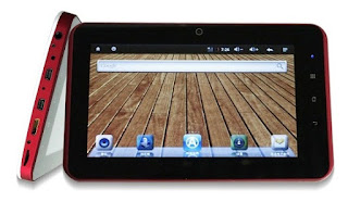 Spark 7-Inch Tablet with Mer Linux Operating System