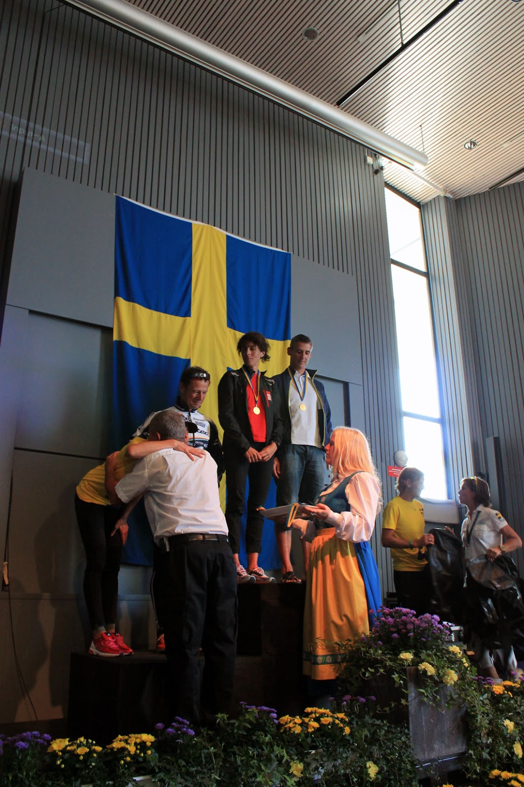 Campionato svedese distanza media, 2012