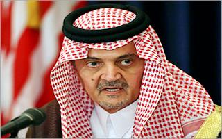 المؤتمر الصحفي للأمير سعود الفيصل بعد انتهاء اللقاء التشاوري الـ14 لقادة دول مجلس التعاون الخليجي