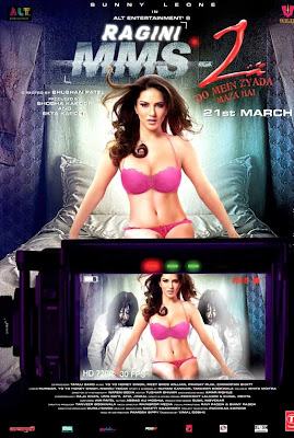 Ragini MMS 2 First Look Poster - Sunny Leone