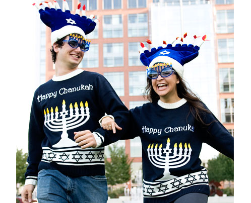 The Ugly Sweater Eight Crazy Nights