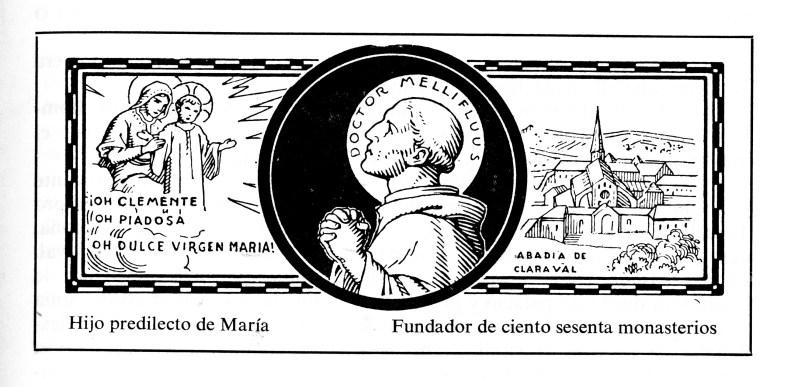 20 de agosto: SAN BERNARDO DE CLARAVAL ~ Catequesis de la Diócesis ...