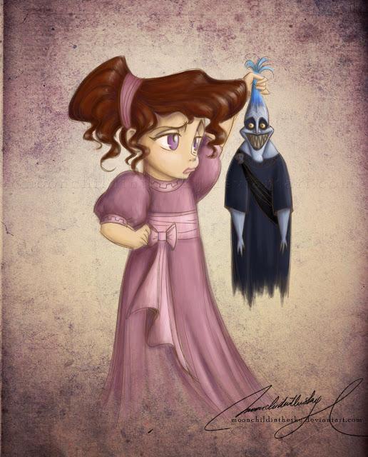 Принцессы Диснея - Страница 2 Child_meg_by_moonchildinthesky-d3e50qa