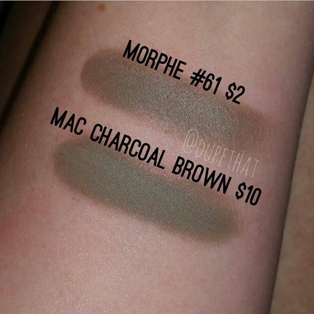 mac charcoal brown - photo #29