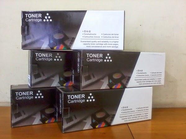 Pusat Refill (Isi Ulang) Tinta dan Toner di Tangerang