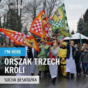 Orszak Trzech Króli - 6.01.2016