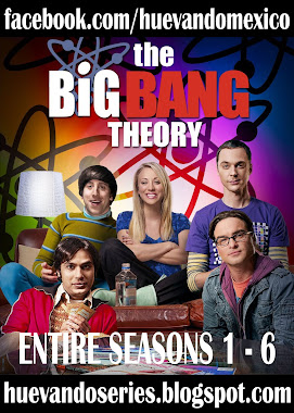 THE BIG BANG THEORY ENTIRE SEASONS 1 - 6