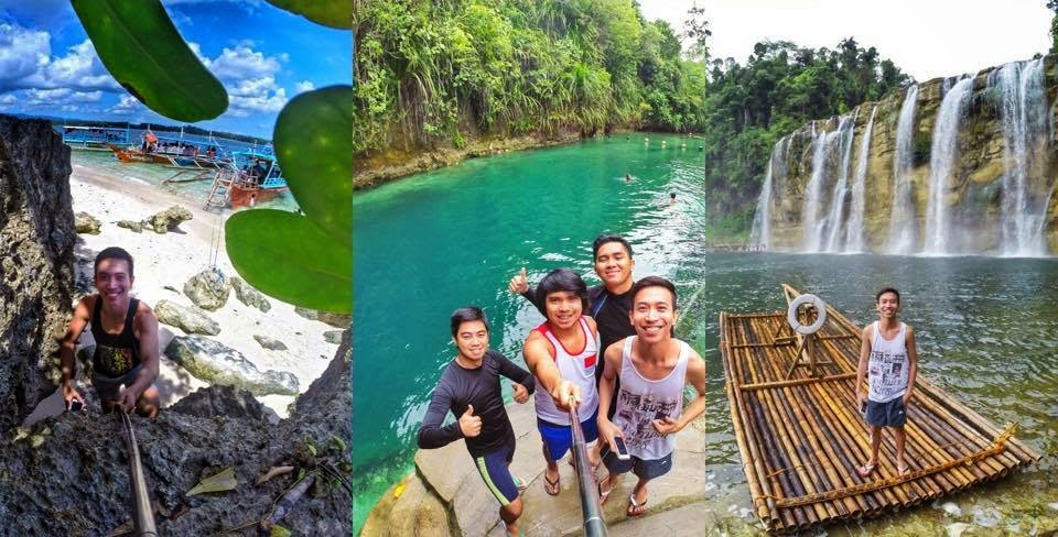 surigao del sur, hinatuan, philippines, itsmorefuninthephilippines, enchanted river, tinuy-an falls, tinuyan, waterfalls, wonder, world, backpacking