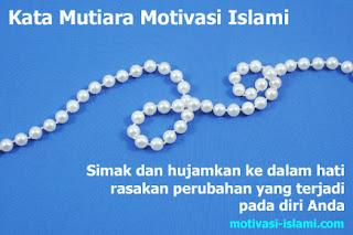 Kumpulan Kata-kata Mutiara Motivasi Islami Terbaru 2013