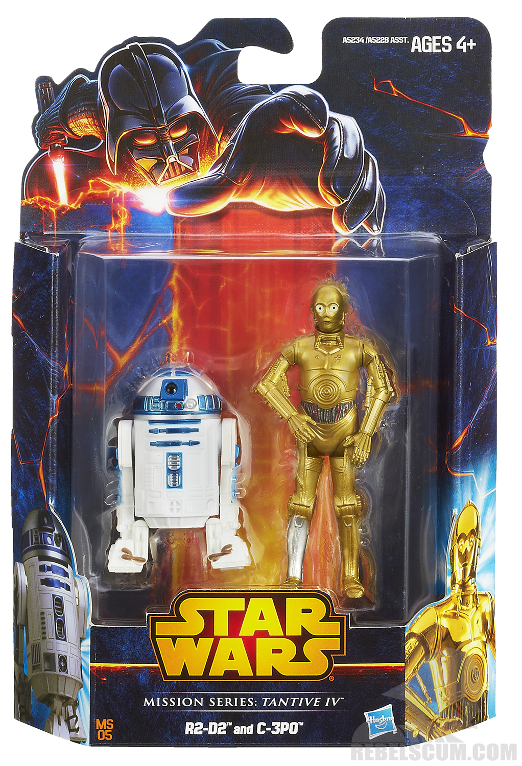 Star Wars Toys Hasbro : Stinny s toy action figure news network for
