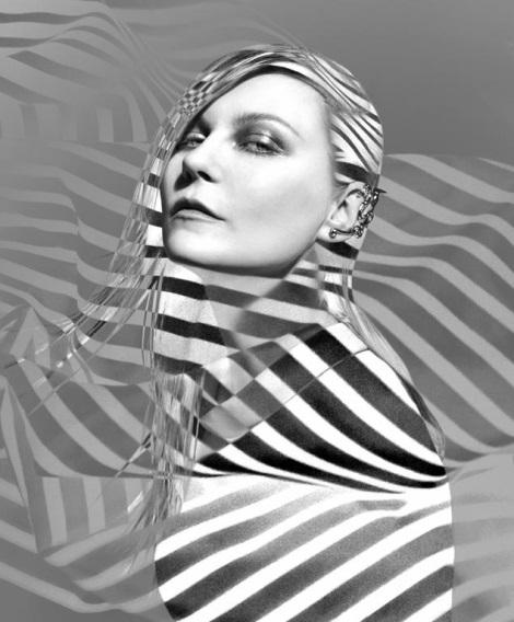 Kirsten Dunst by Frederik Heyman for Bullett Magazine-2