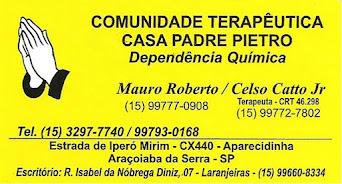 CASA PADRE PIETRO COMUNIDADE TERAPÊUTICA