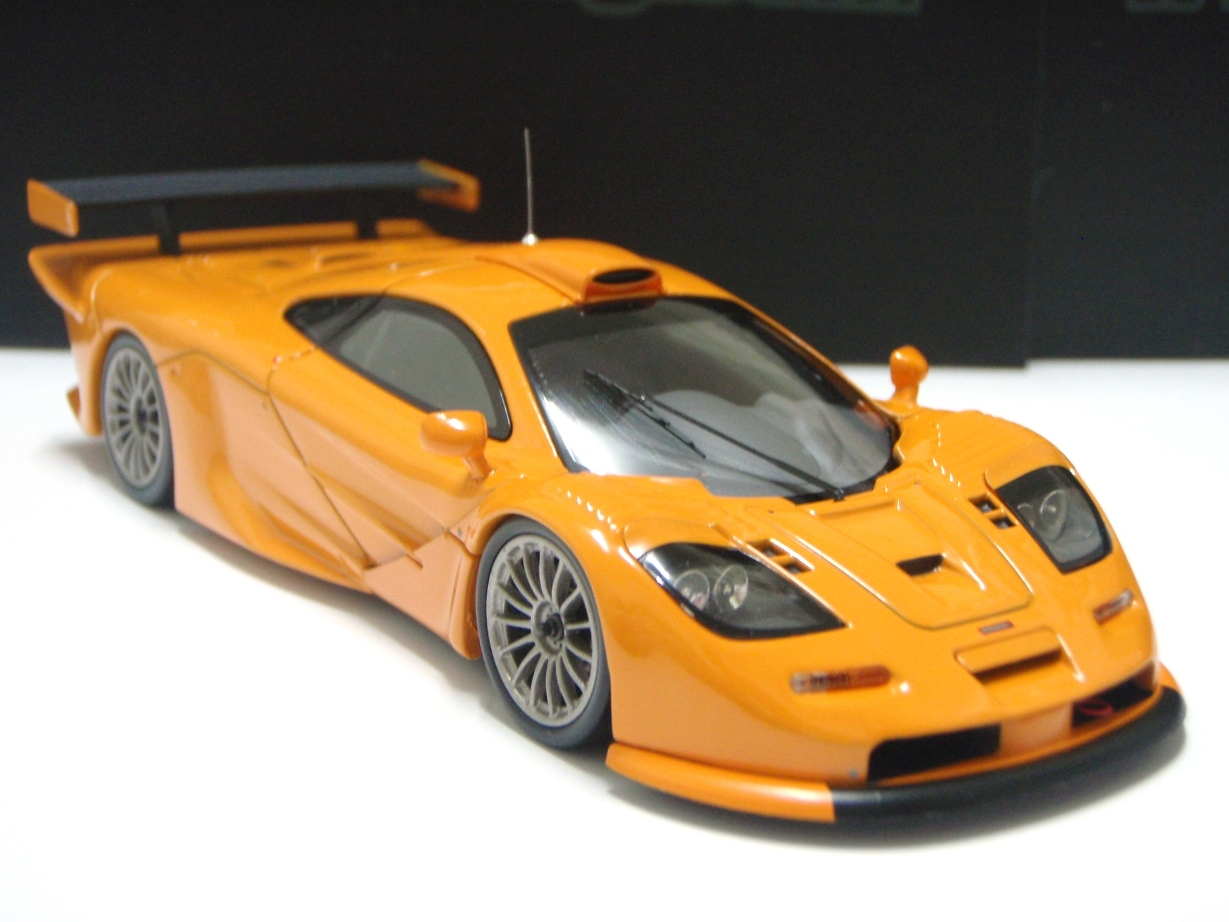 Realcollector Mclaren F1 Gtr Long Tail